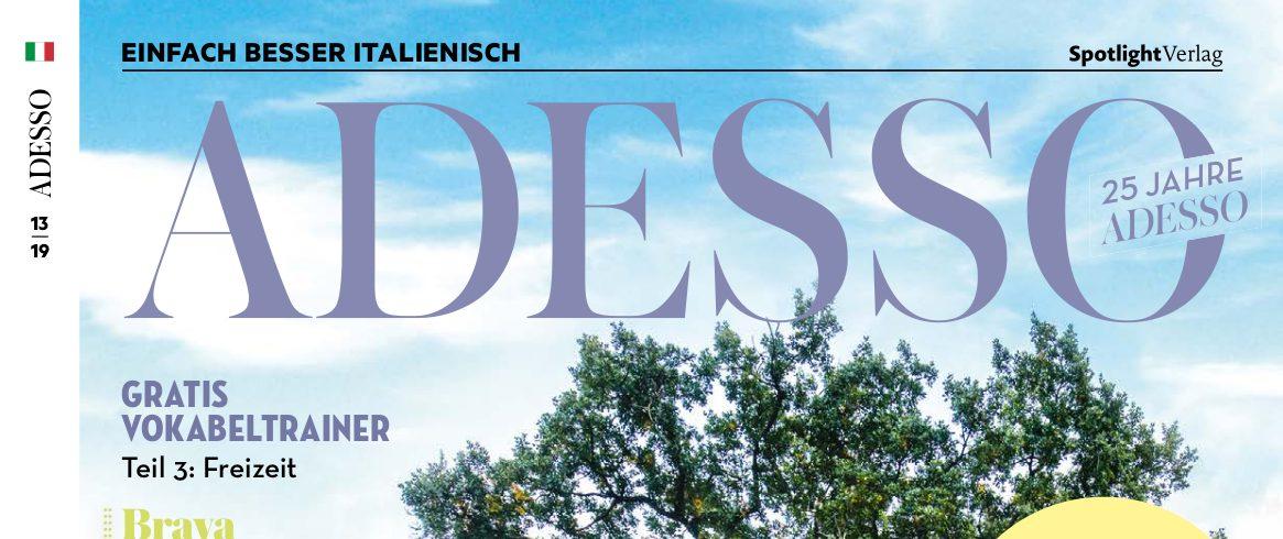Le magazine Adesso suggère Ecobnb (et les meilleurs endroits pour l'écotourisme en Italie)