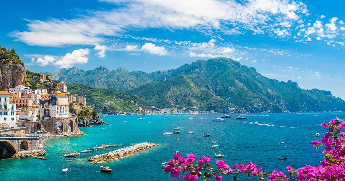 Où séjourner sur la côte amalfitaine (avec prix!)