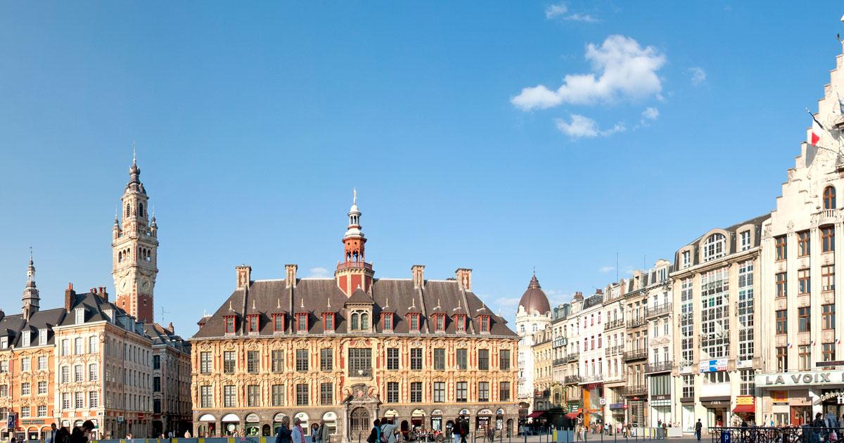 Où se loger à Lille