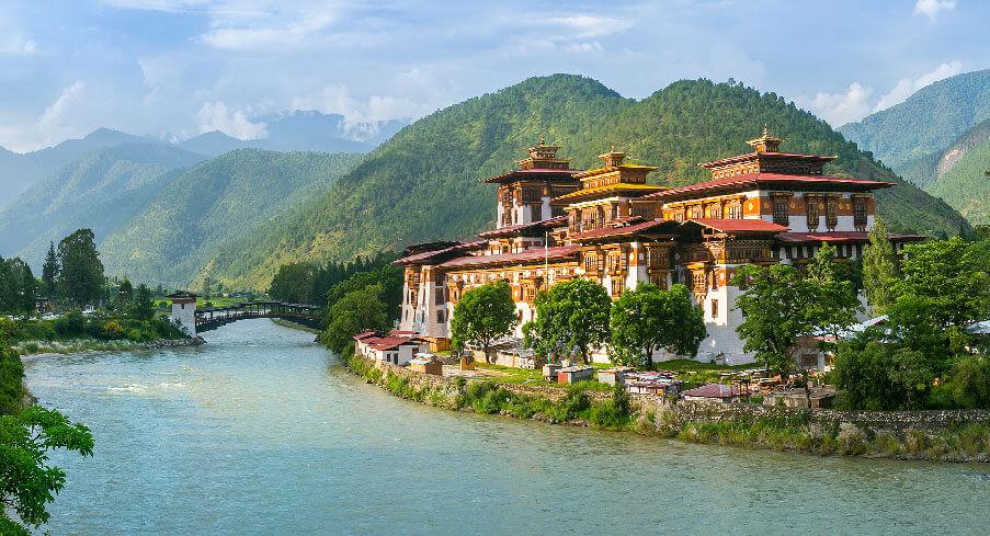 Meilleur blog de voyage sur la façon de planifier un voyage parfait dans la vallée de Punakha au Bhoutan