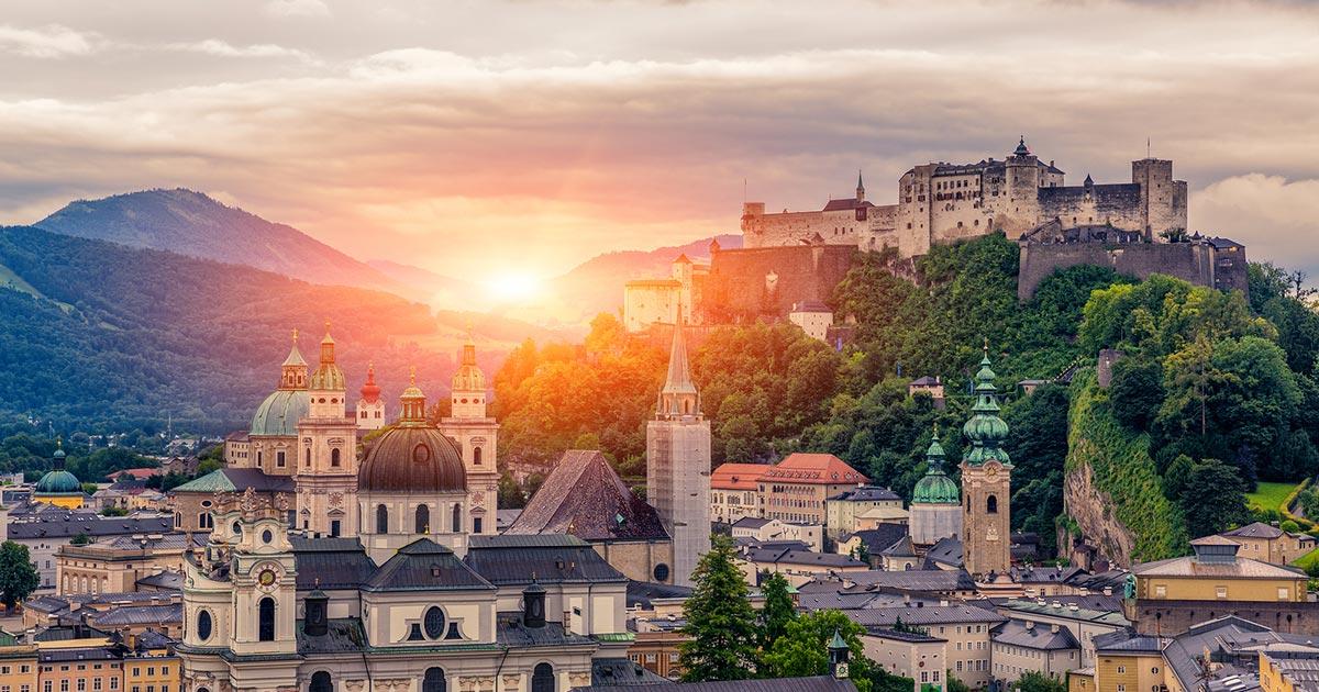 Où se loger à Salzbourg