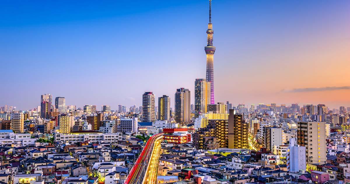Où séjourner à Tokyo (avec des prix!)