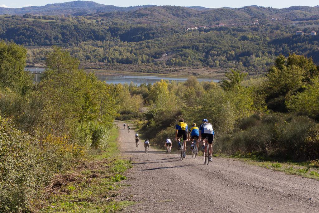 Valdarno Bike Road: 6 itinéraires lents en Toscane