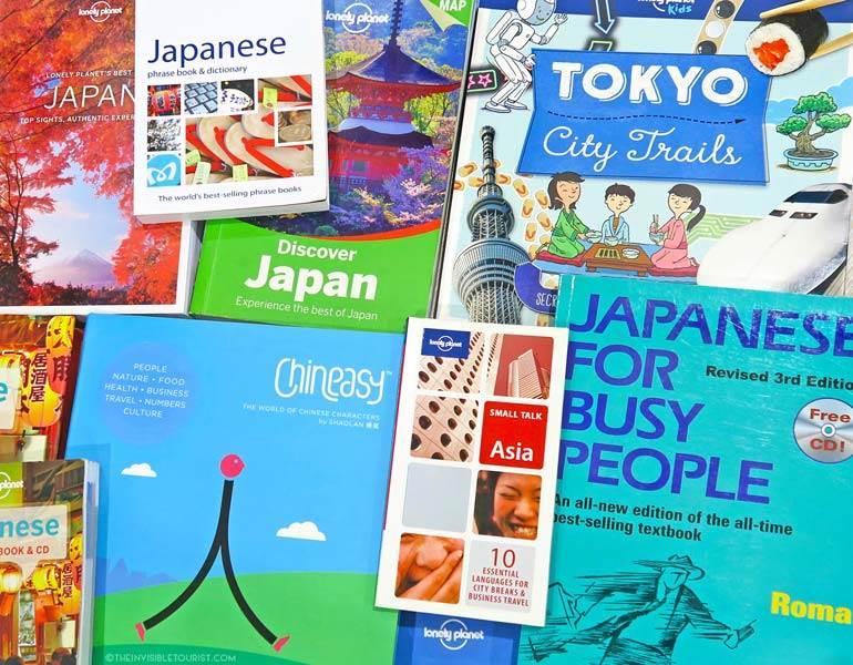 Absolute Best Japan Travel Books Guide pour tous les types de voyageurs