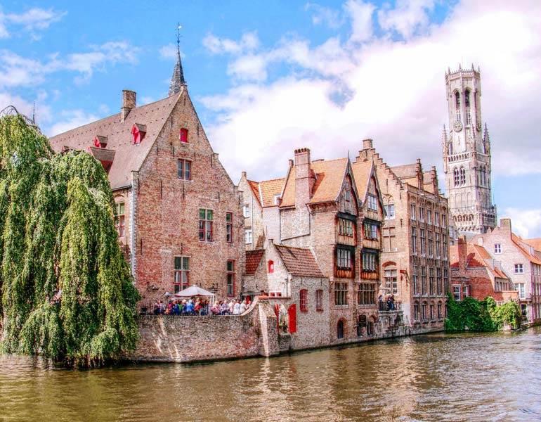 Passez un week-end à Bruges avec cet itinéraire de conte de fées