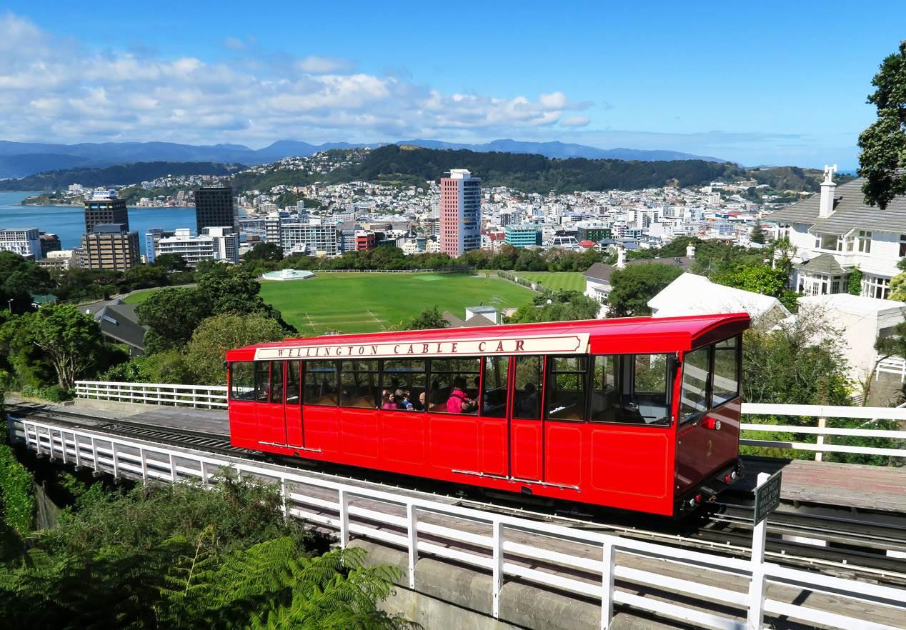 À quoi ressemble vraiment la vie à Wellington, en Nouvelle-Zélande? • Le touriste invisible