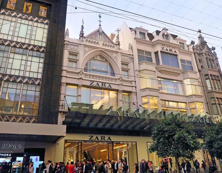 Malls, Outlets, Arcades & Thrift