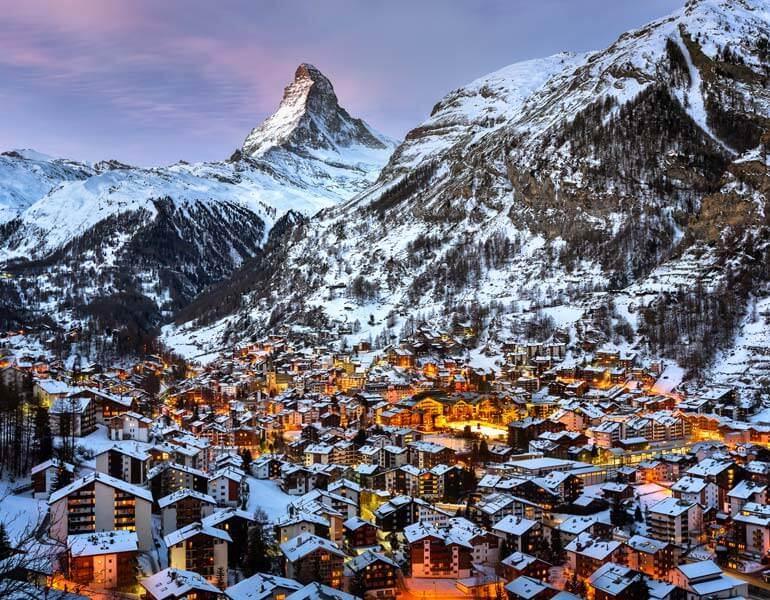 Itinéraire de 7 jours en Suisse: guide complet pour les débutants