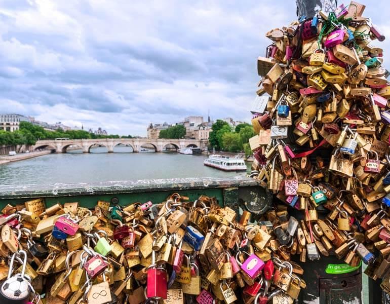 Pourquoi ne pas laisser de cadenas à Paris et au-delà
