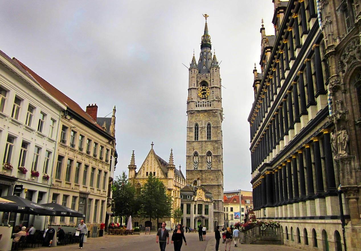 Le joyau de la Belgique • Le touriste invisible