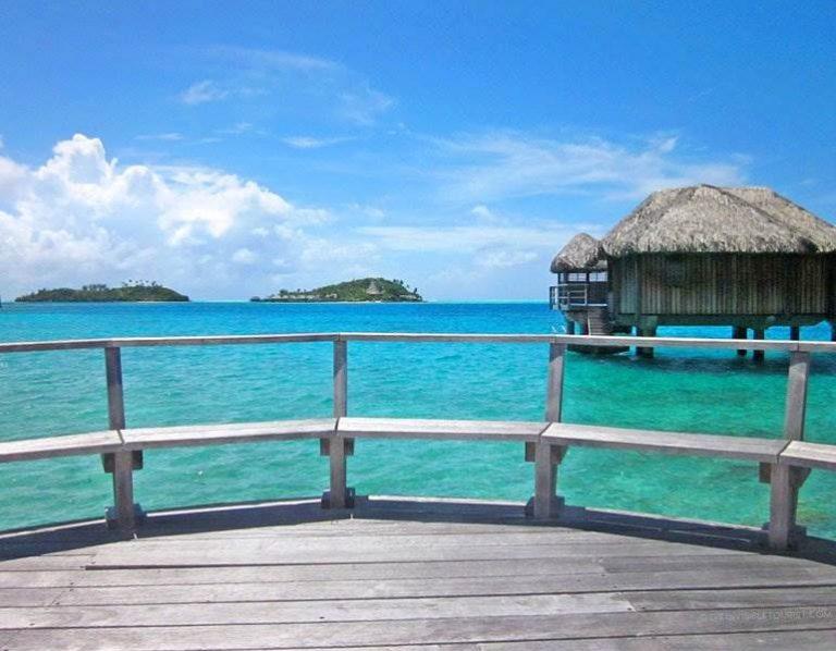 Où se loger à Bora Bora comme une célébrité (avec un prix abordable)