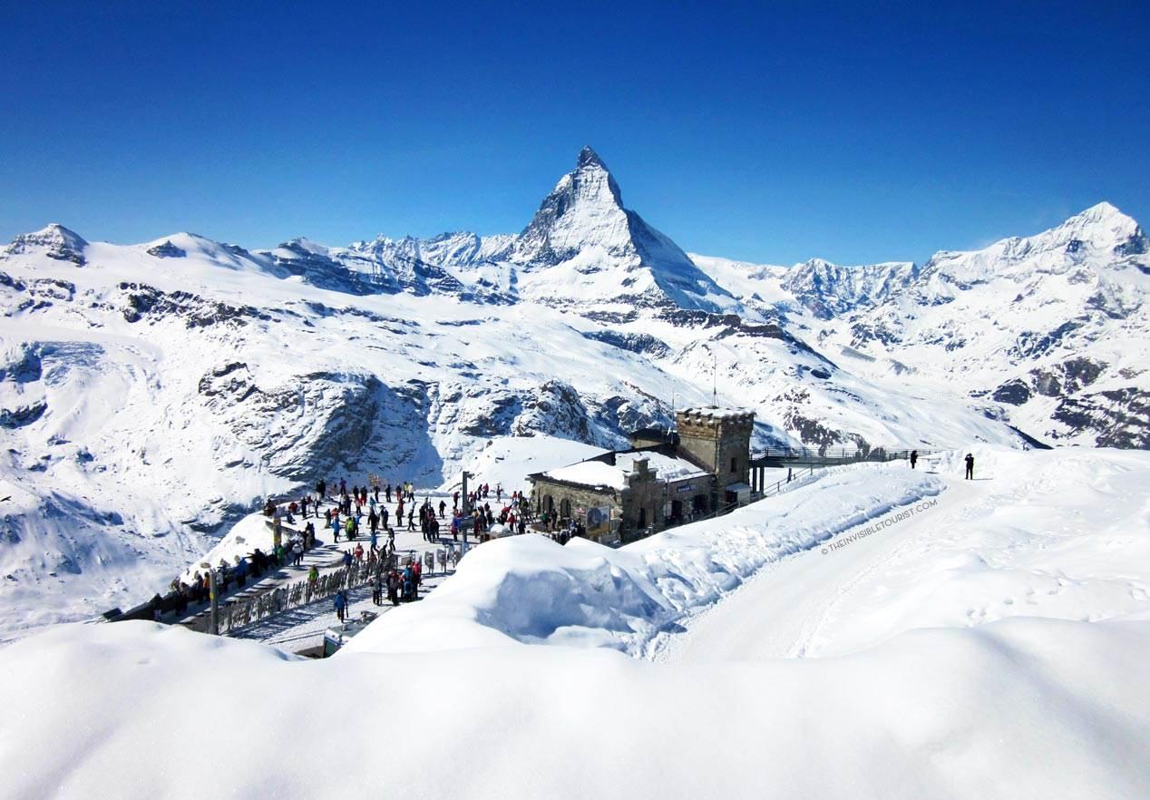 Raisons inspirantes pour visiter la Suisse en hiver (pour les non-skieurs)