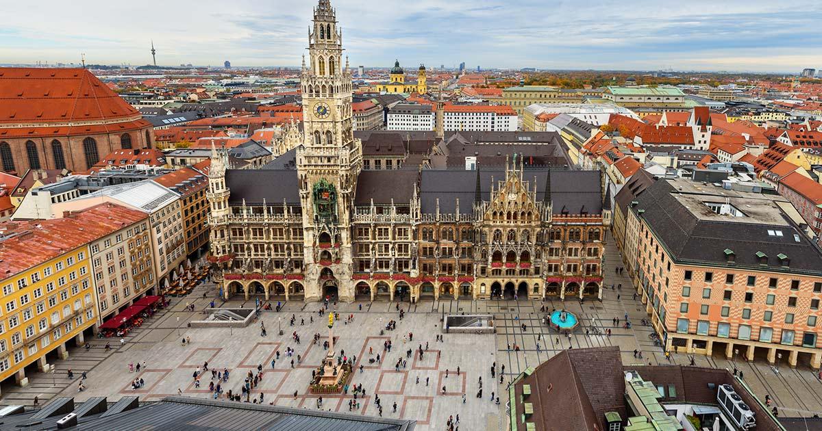 Où se loger à Munich, Allemagne
