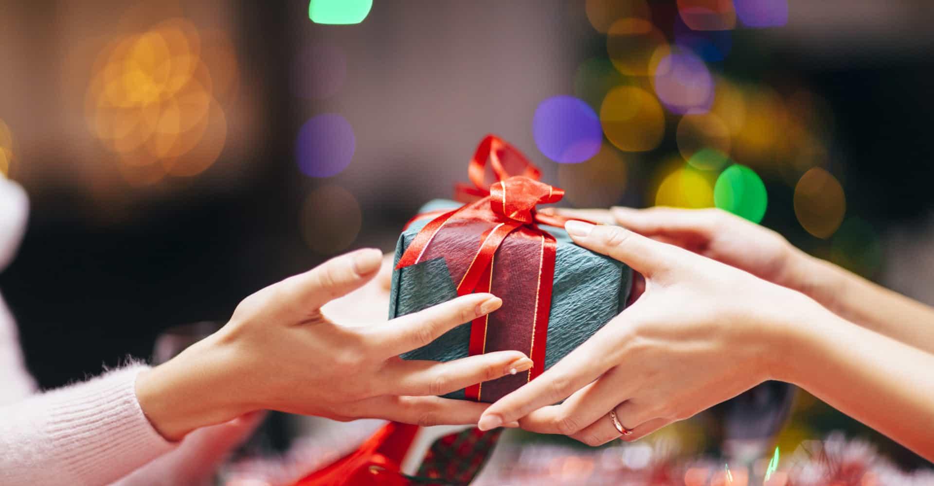 Cadeaux de Noël? 8 idées créatives et écologiques