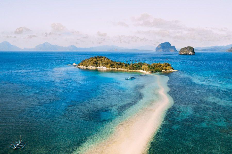 O TO LOGER À EL NIDO, PALAWAN: UN GUIDE DES 4 MEILLEURS DOMAINES