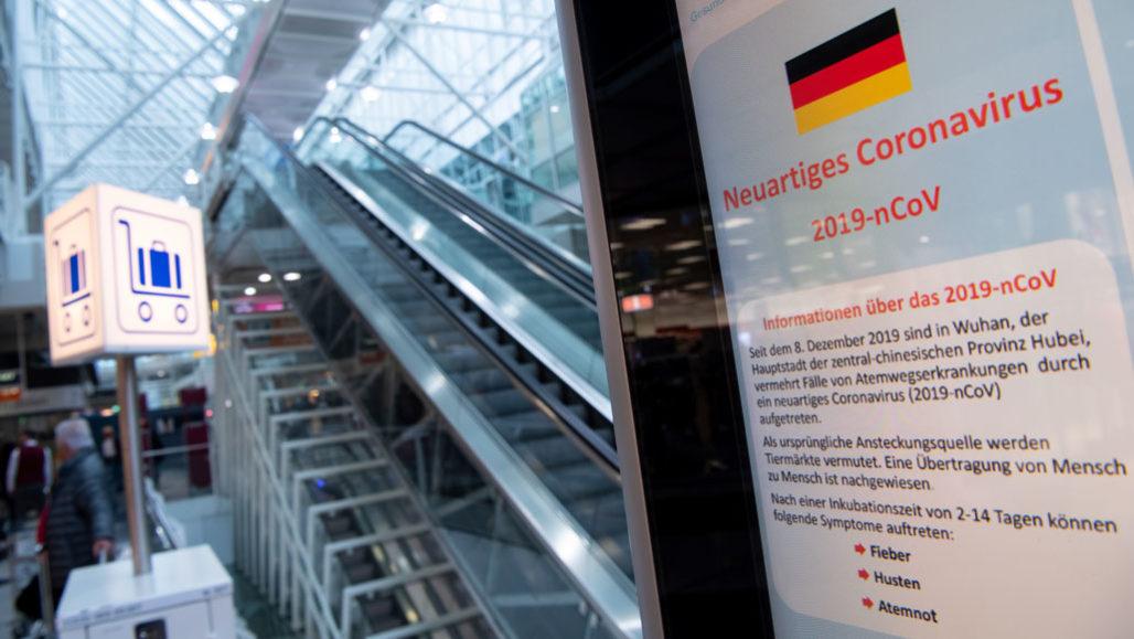 L'aéroport de Munich en mode crise