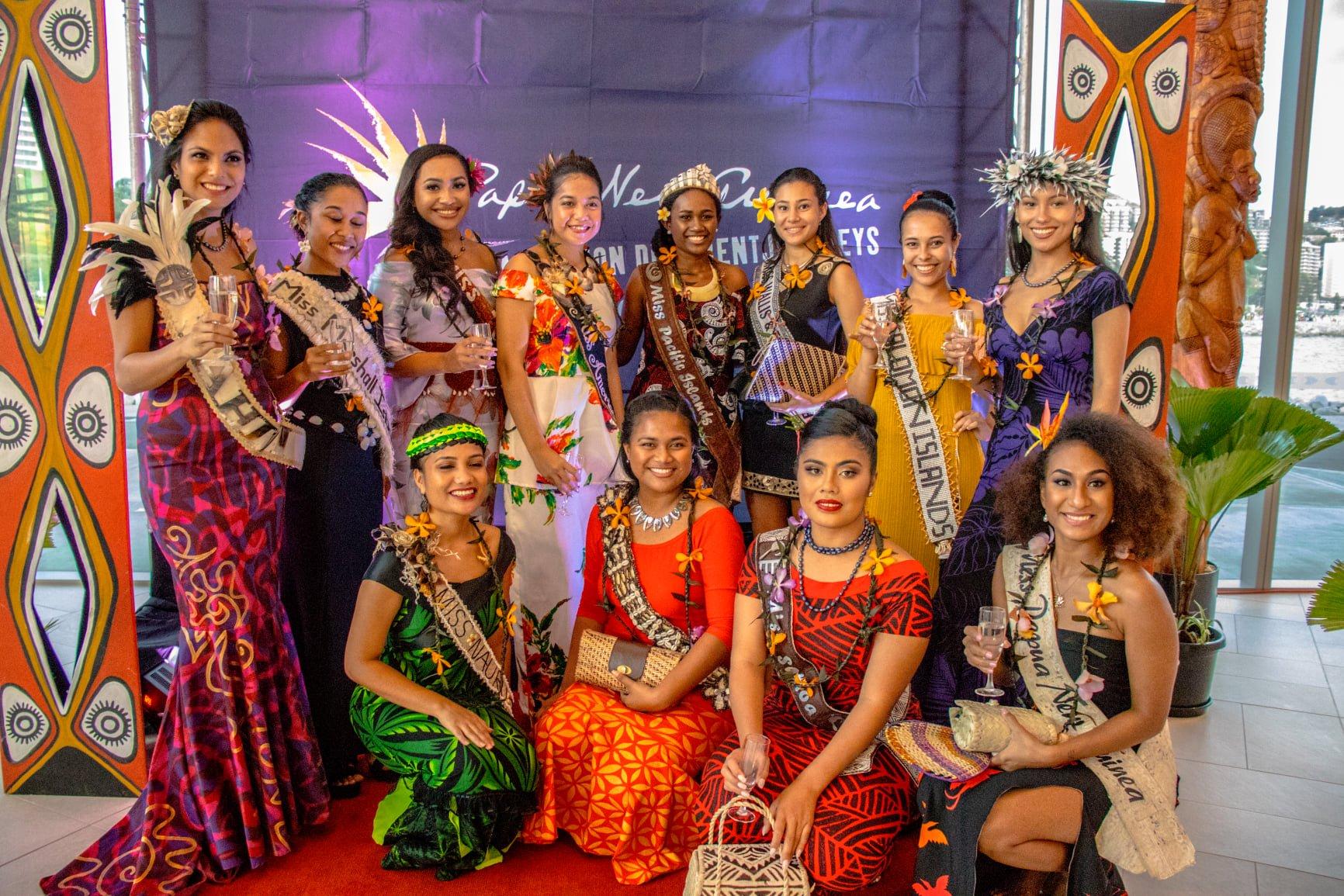 Les Samoa vont accueillir le prochain concours de Miss Pacific Islands