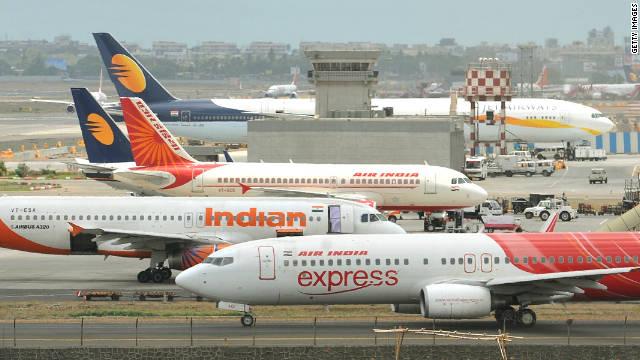 L'Inde devient une «zone d'exclusion aérienne» après l'échouement de tous les vols intérieurs