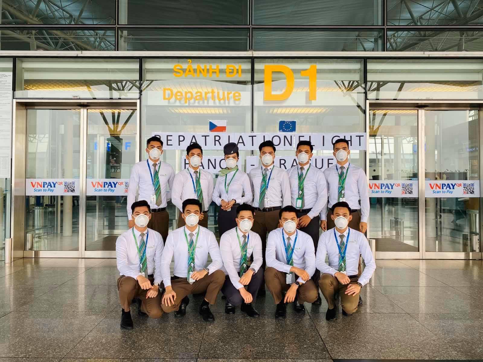 Bamboo Airways ramène les Européens chez eux