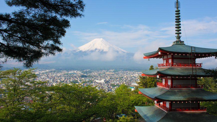Découvrez 4 endroits incroyables à visiter au Japon