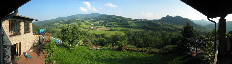 Eco-ferme holistique Valtidone Verde, un coin de paradis dans le Oltrepò Pavese
