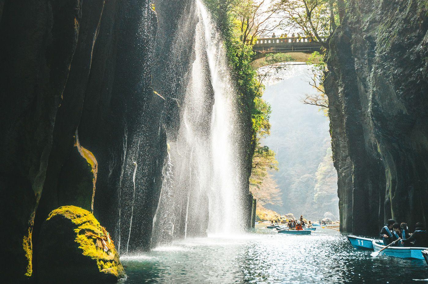 GORGE DE TAKACHIHO – LA PLUS BELLE CASCADE AU JAPON