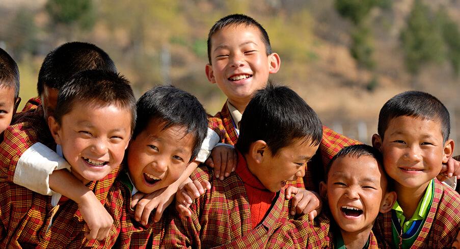 Les 6 principales raisons pour lesquelles le Bhoutan est l'un des pays les plus heureux au monde