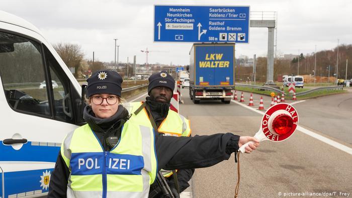 L'Allemagne ferme ses frontières
