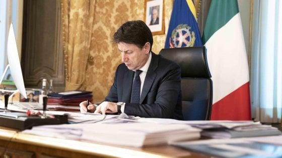 Le Premier ministre italien publie un nouveau décret interdisant une plus grande partie du pays
