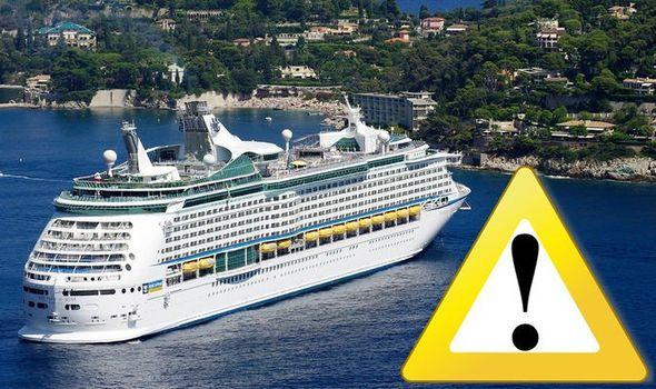Royal Caribbean Cruise fermé pendant 30 jours