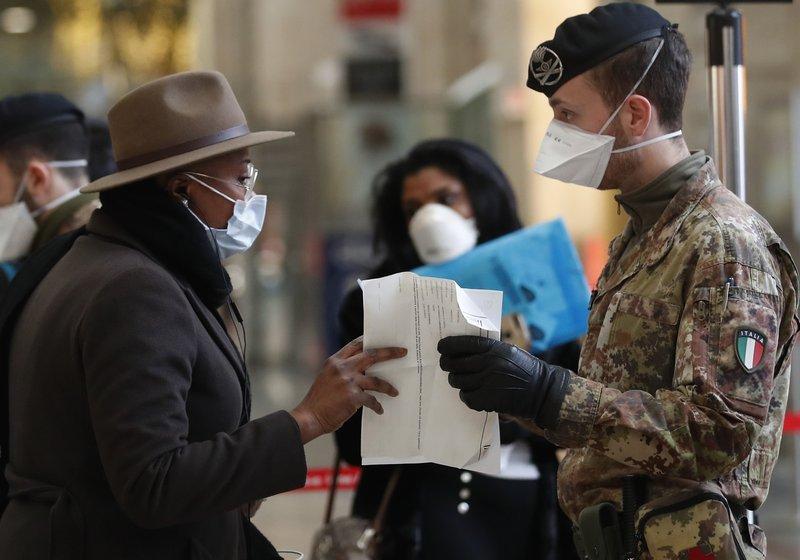 Les restrictions de voyage en Italie désormais à l'échelle nationale