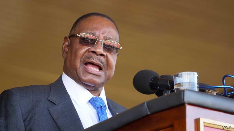 Le président a reçu l'ordre de suspendre la campagne de sensibilisation au coronavirus