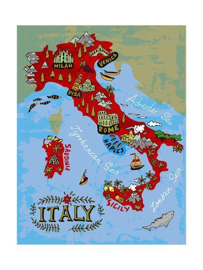 Toute l'Italie est désormais une zone rouge protégée de COVID-19