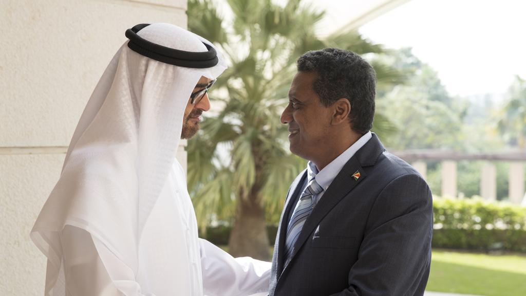 Les Émirats arabes unis ont fait don de 11 tonnes de fournitures médicales aux Seychelles