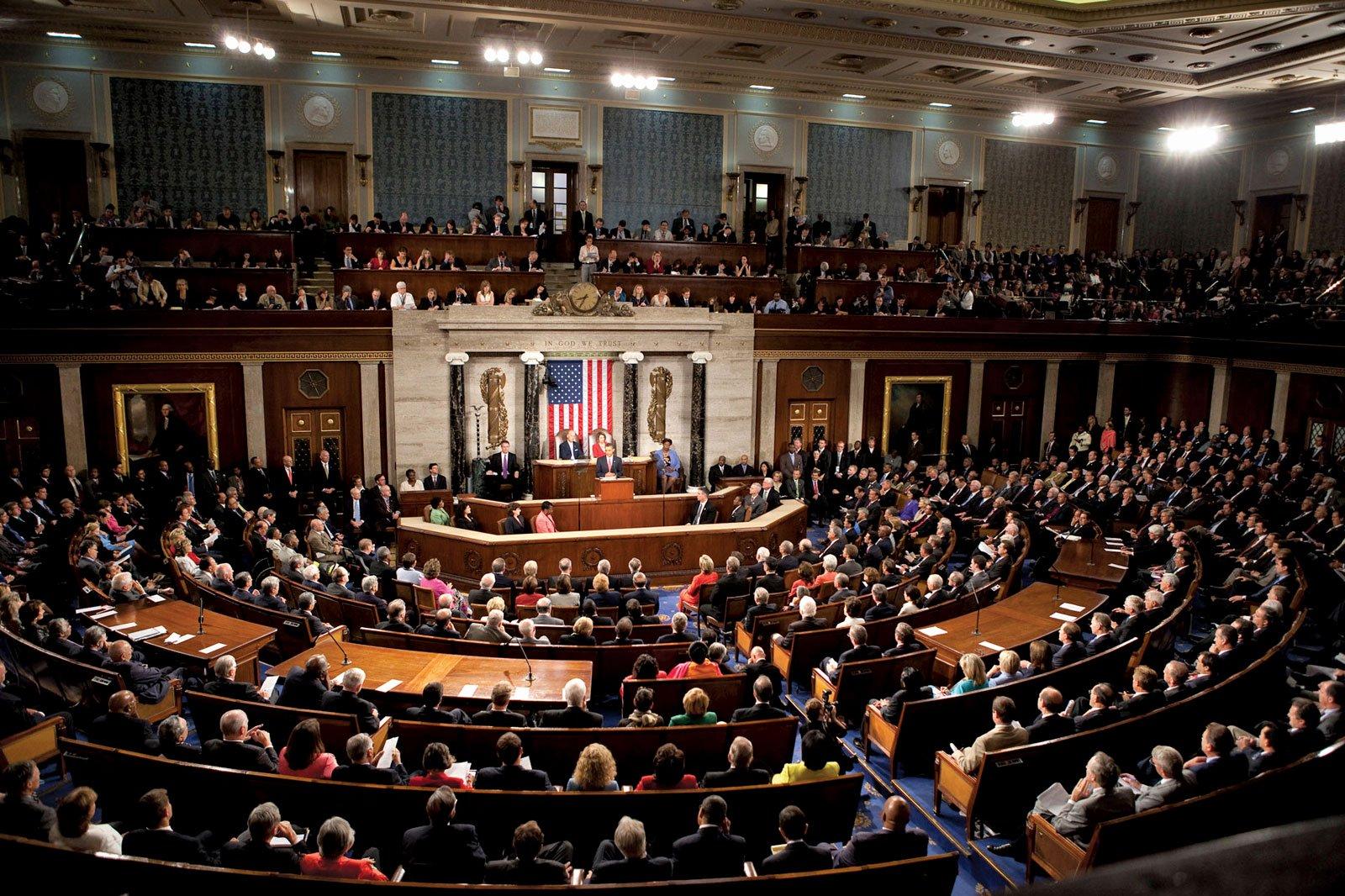 Les membres de la Chambre des États-Unis demandent un soulagement aux organisations de marketing de destinations