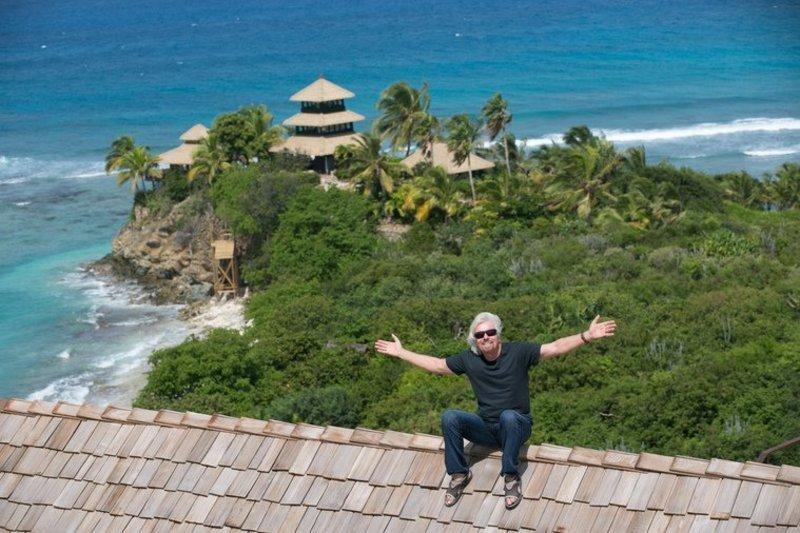 Branson offre son île des Caraïbes en garantie au Royaume-Uni pour le sauvetage de Virgin Atlantic