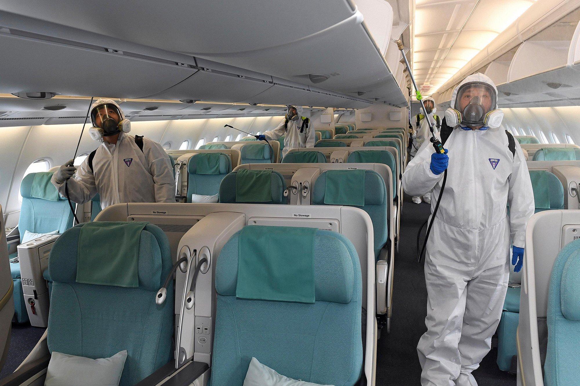 Mise à jour sur les lignes aériennes de santé et sécurité des compagnies aériennes