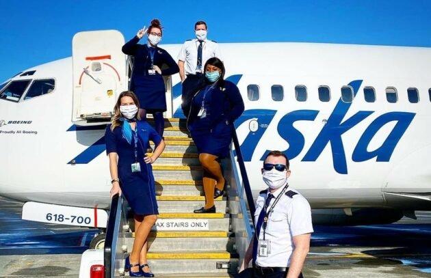 Alaska Airlines et Horizon Air reçoivent des fonds d'aide à la paie CARES Act