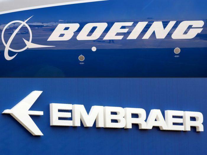 Boeing met fin à l'accord de lancement de coentreprises avec Embraer