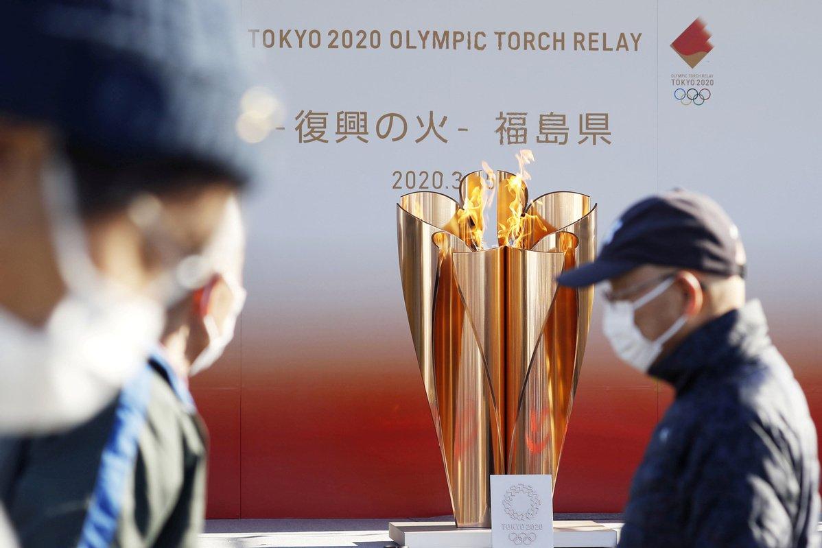 Les organisateurs de Tokyo 2020 annulent l'affichage de la flamme olympique à Fukushima