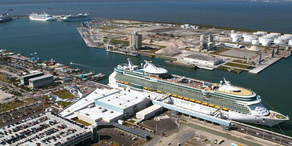 Employés du secteur des croisières et des loisirs de Port Canaveral