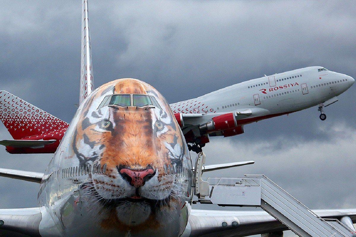 La compagnie russe Rossiya Airlines coupe ses vols en Extrême-Orient en raison de la baisse de la demande