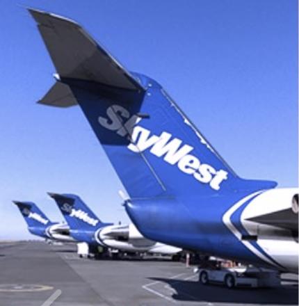 SkyWest reçoit 438 millions de dollars en soutien de la paie en vertu de la Loi CARES