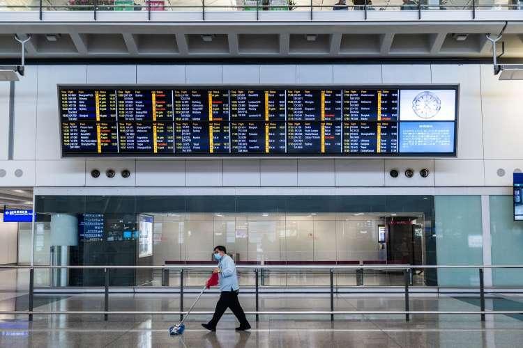 1 Américain sur 5 ne voyagera plus avant 2021