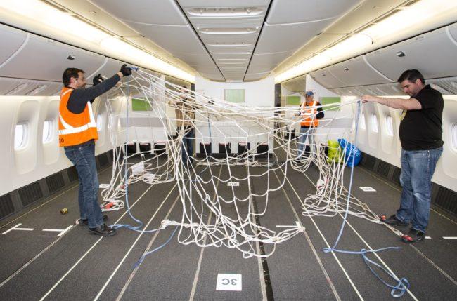 Air Canada convertit des avions de passagers inutilisés pour transporter du fret