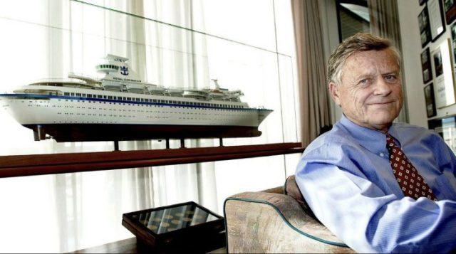 Le fondateur de Royal Caribbean Cruise est décédé à Palma de Majorque