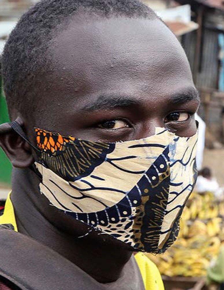 Impact et voie à suivre pour l'Afrique sur la façon de survivre à COVID-19