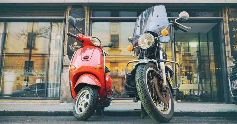Louer un scooter à Rome