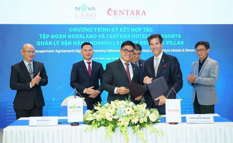 Centara étend sa présence au Vietnam avec la signature d'un accord de gestion hôtelière pour deux nouveaux complexes hôteliers