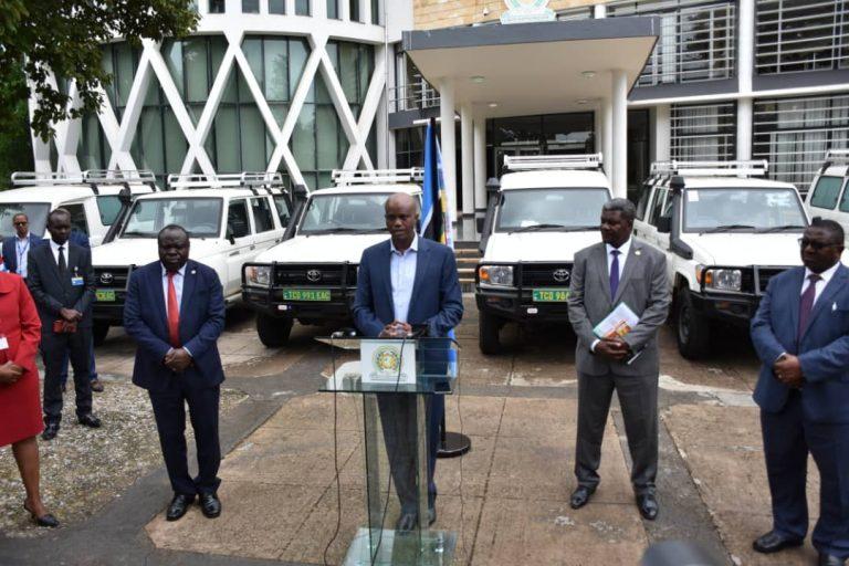 L'Allemagne fait don de laboratoires mobiles pour lutter contre Covid-19 en Afrique de l'Est